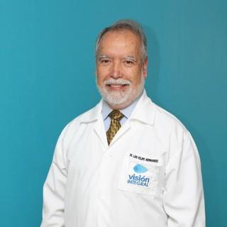Dr. Luis Felipe Hernández Matute, M.Sc.