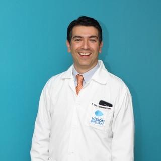 Dr. Jorge Rafael Hernández Cospín, B.Sc., M.Sc.