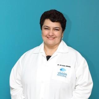 Dra. Ana Raquel Hernández Cospín, B.Sc., M.Sc.