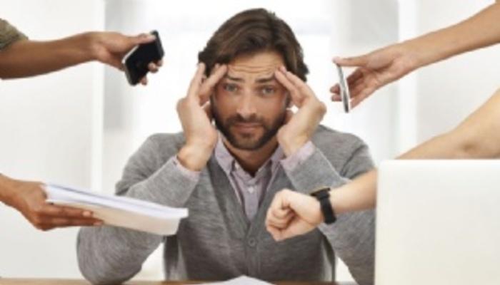 El estrés asociado a sus ojos