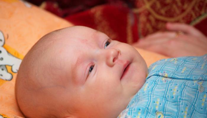 Las lágrimas de los bebés