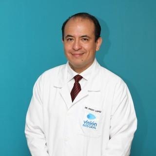 Dr. Fredy Oswaldo López Maldonado, M.Sc.