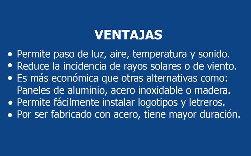Didelco_lamina_perforada_01 Invercalma_Didelco_DekorAcero_construcción_El Salvador_02001_02 001